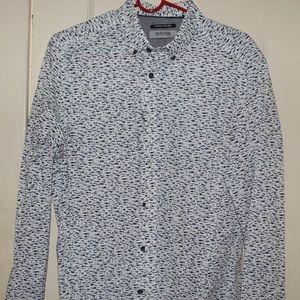 Kenneth Cole Reaction Long Sleeve Shirt